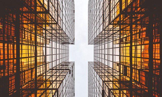 Fototapeta - architektura miasta
